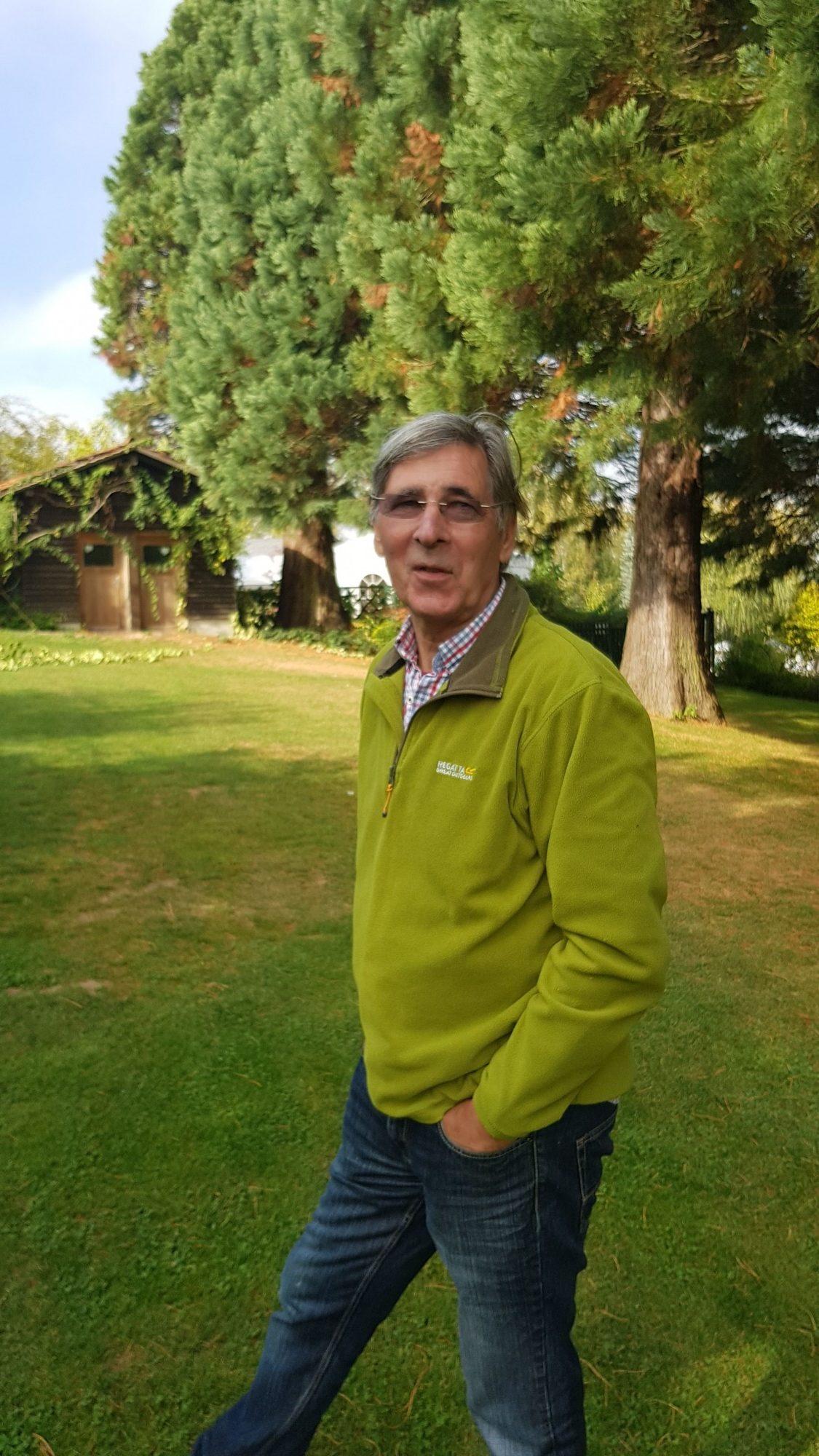 Der Klassiker: Das Rosenfreunde Wochenende mit John Scarman