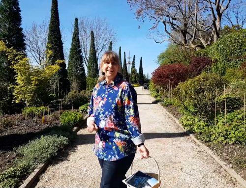 Video: Muttertags-Spaziergang durch die Gärten von Landhaus Ettenbühl