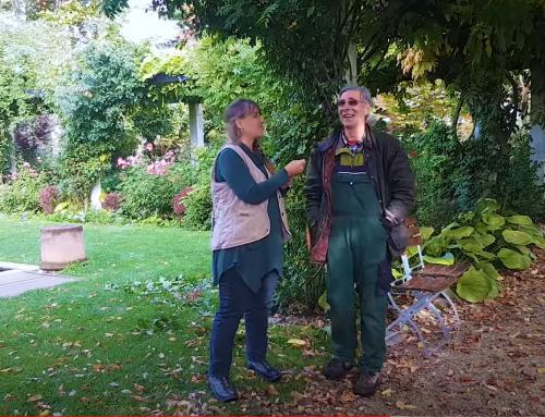 Video: English Gardening in den Gärten